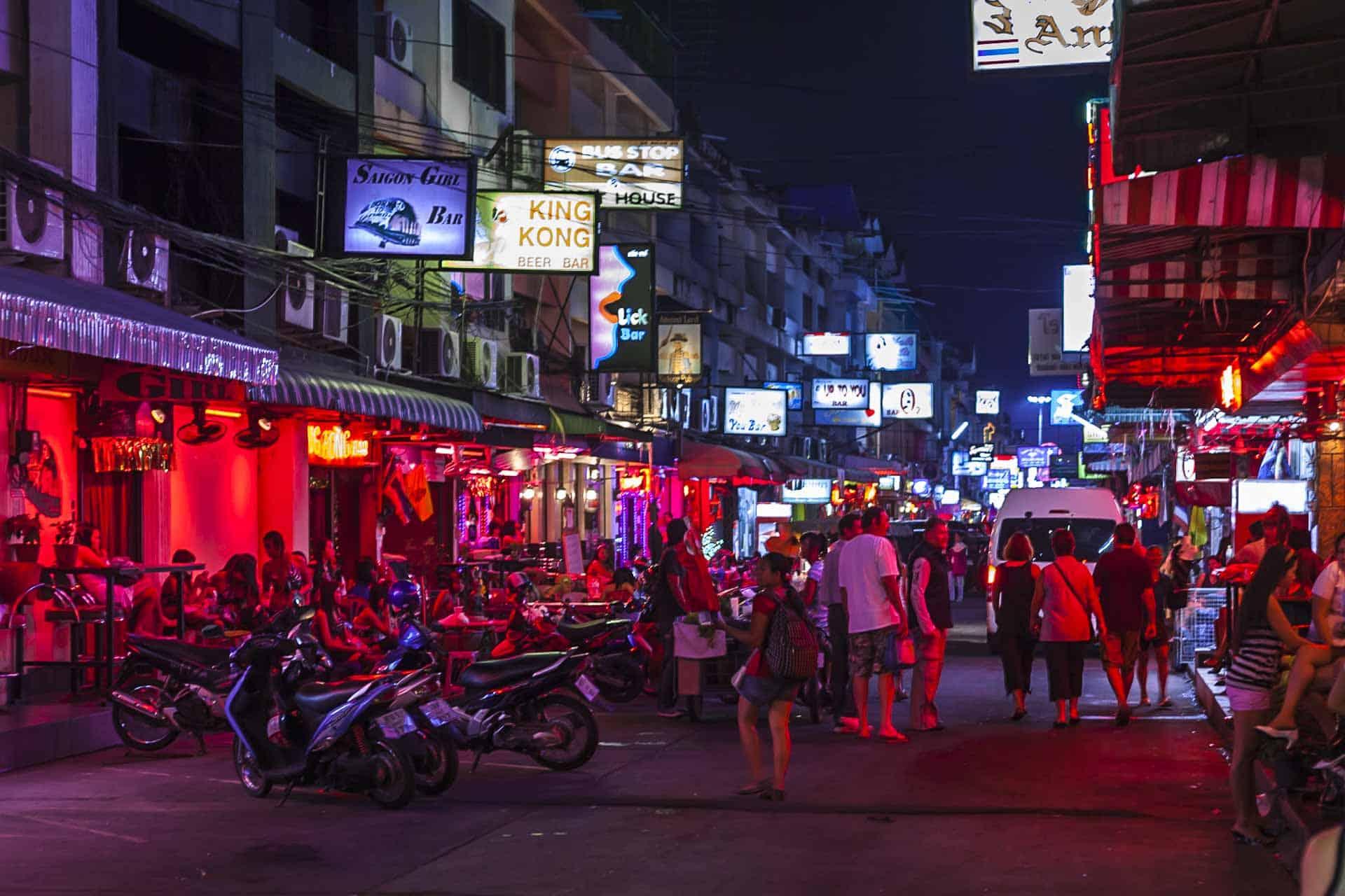 patong nightlife phuket