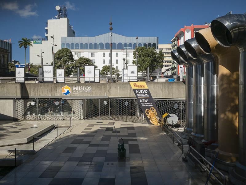 Visitez le musée de l'or comme l'une de nos activités à San José.