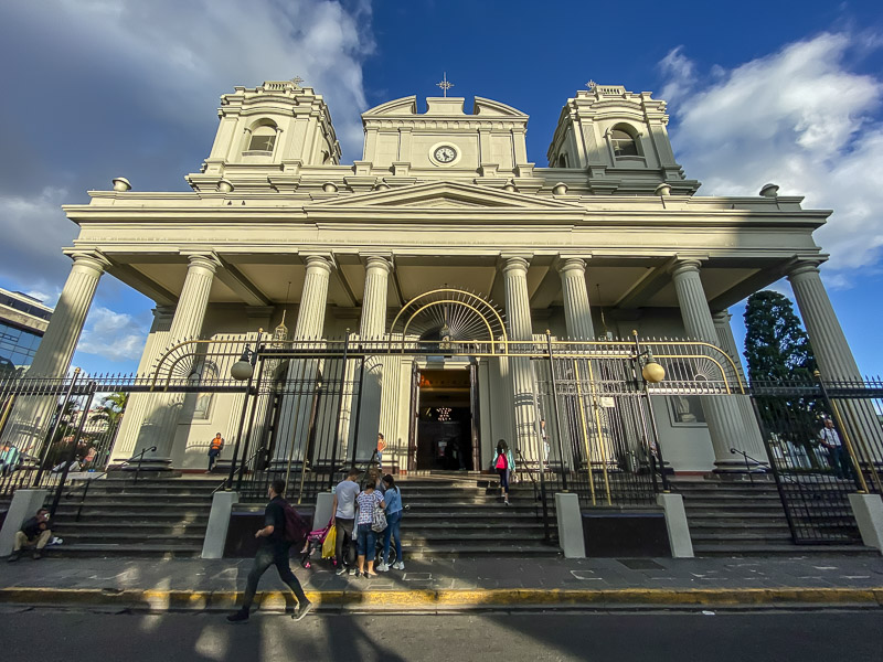 Metropolitan Cathedral is something you must do in San Jose, Costa rica