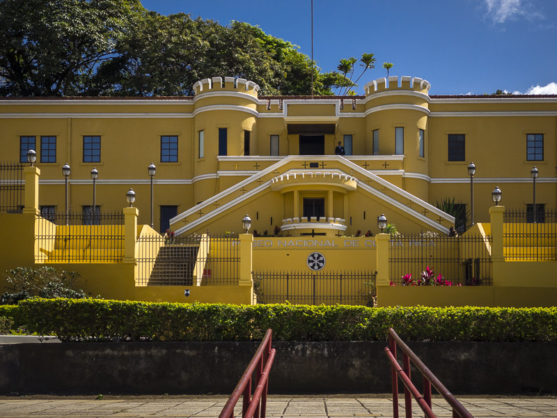 The National Museum of Costa Rica