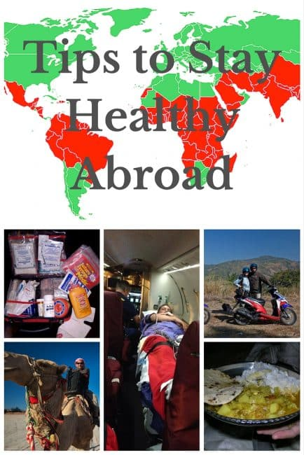 Top 10 Travel Tips to Stay Healthy Abroad