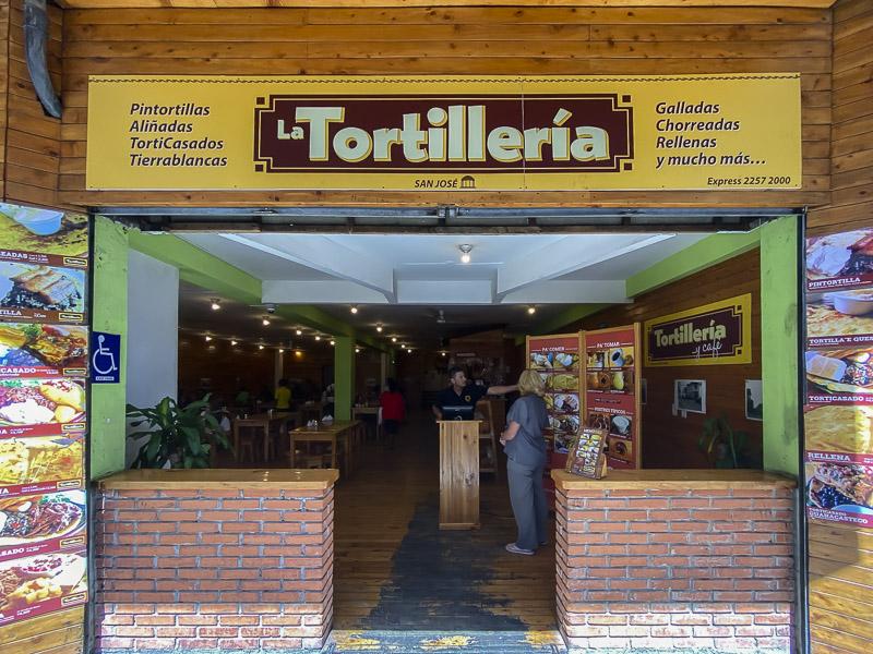 Где поесть в Сан-Хосе, Коста-Рика