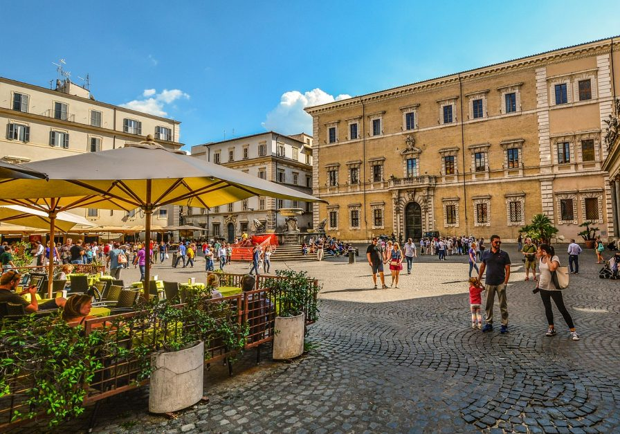 best area to stay in Rome Trastevere