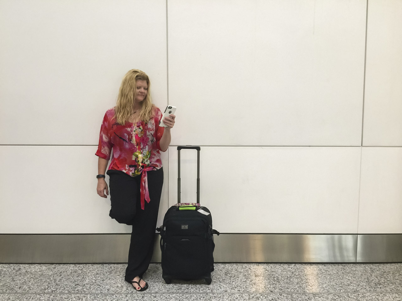 Lost luggage can give you travel anxiety