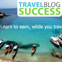 Travel Blog Success Banner