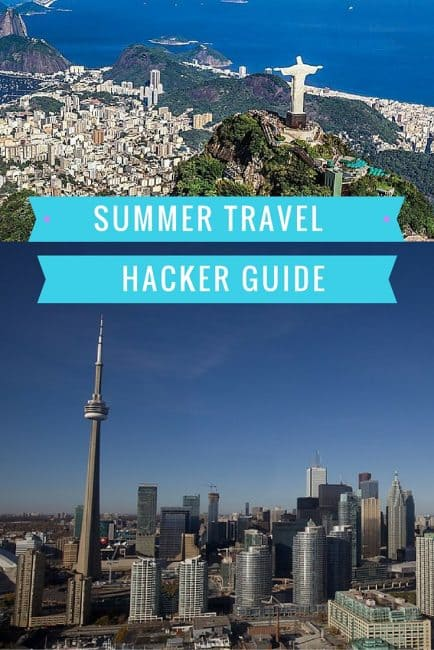 travel hacker guide