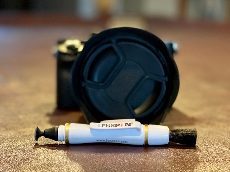 Camera gear maintenence
