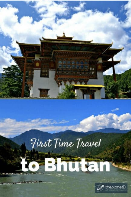 first time travel to bhutan