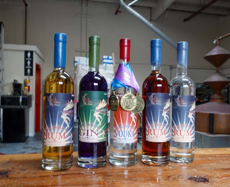 san mateo county distillery