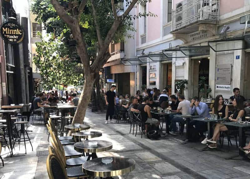 Tsakalof Street-where-to-stay-in-athens