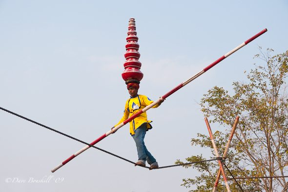Tight Rope Act