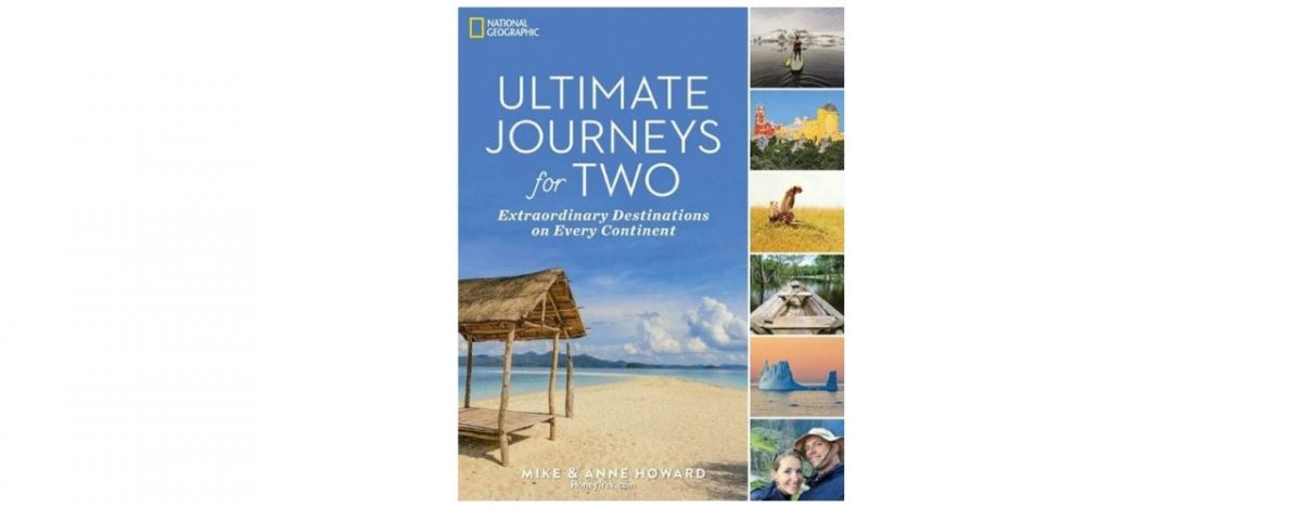 Travel Book Ultimate Journeys for Two