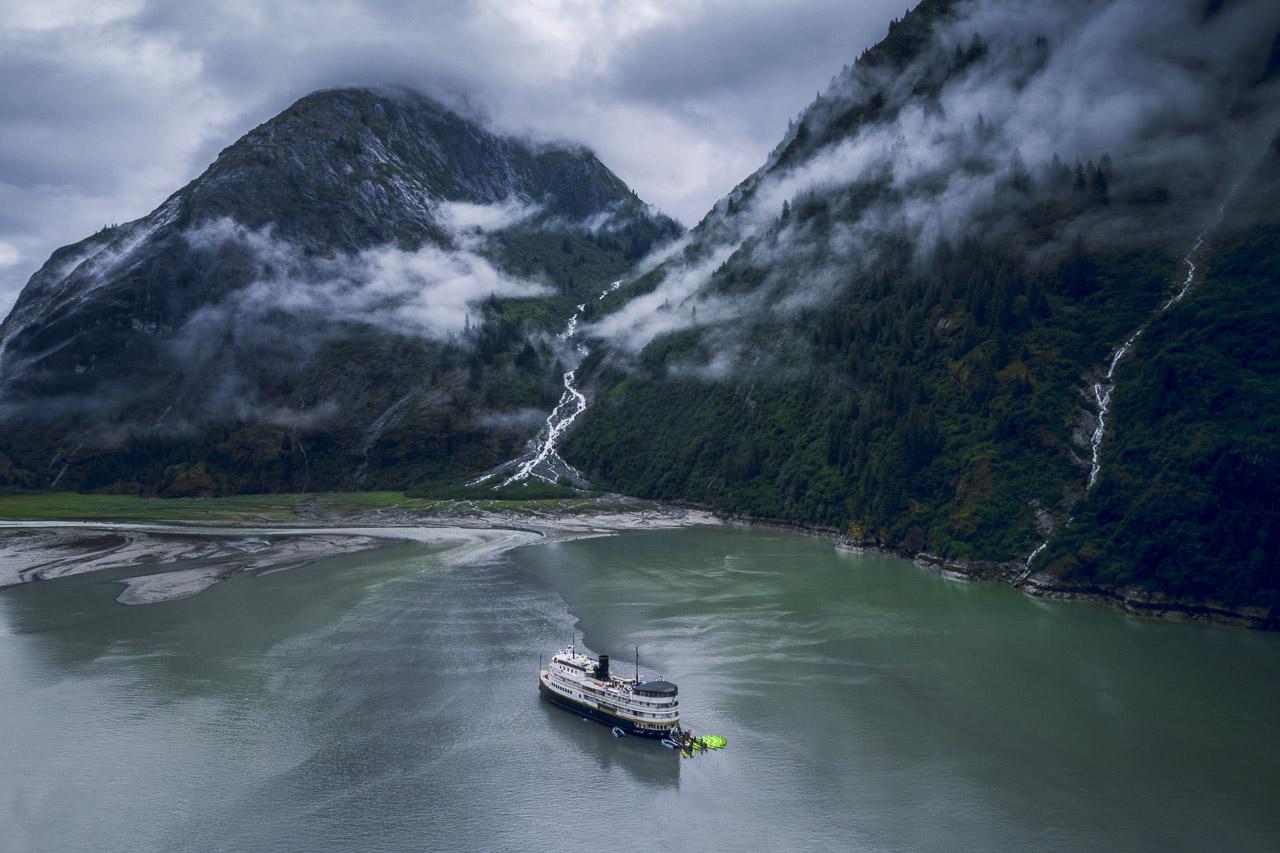 Uncruise Alaskan Cruise