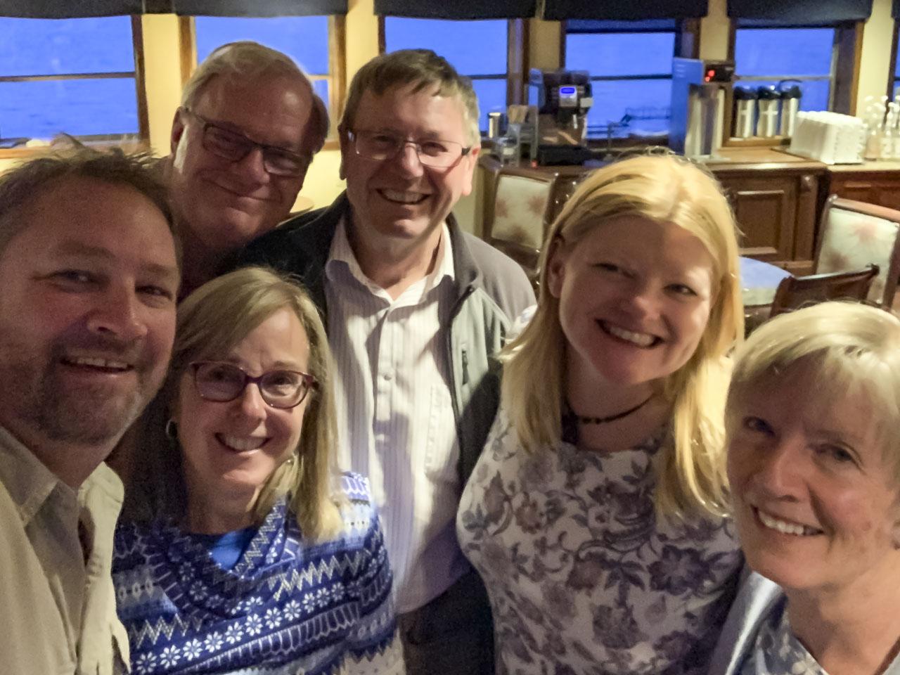 Uncruise alaska meeting friends