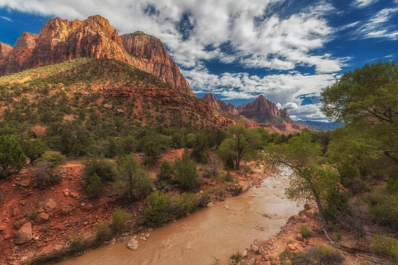 US National Parks - Zion National Park