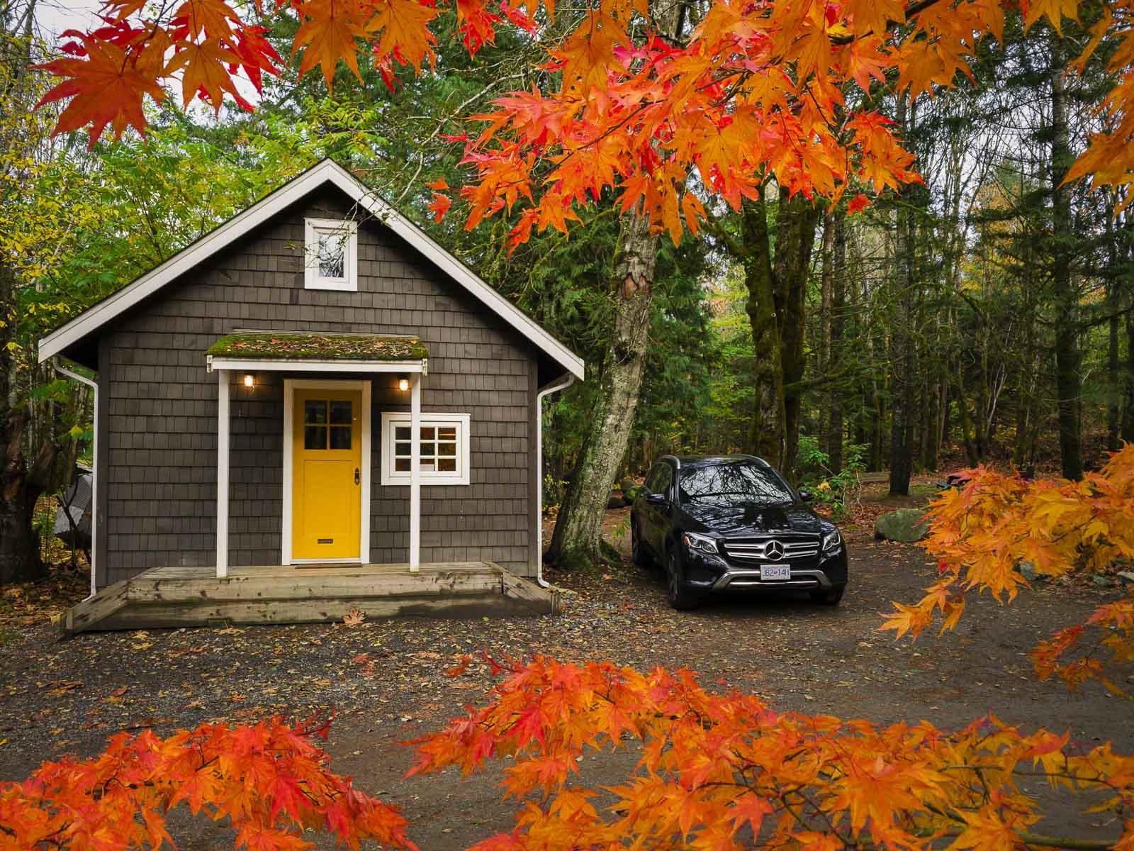 Sunwolf Riverside Lodge in Squamish