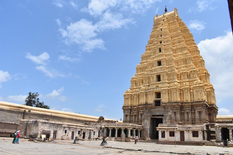 Virupaksha Temple India
