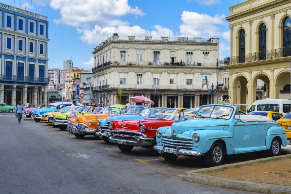 havana travel tips old cars