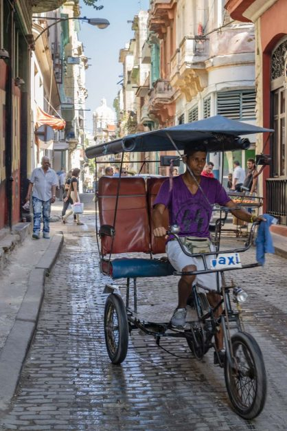 how to travel cuba getting around and transportation pedicabs