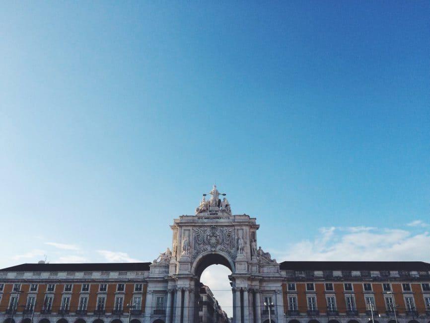 Visit portugal header