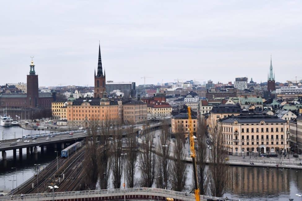 Visit Stockholm Budget
