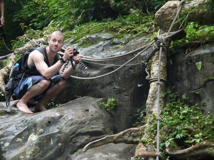 Waterfall Camera