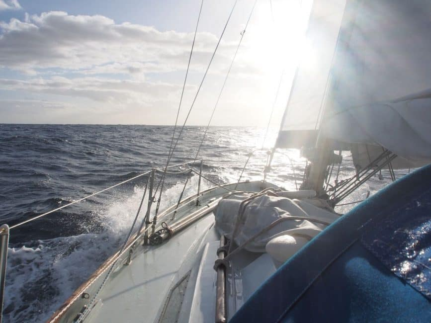 what sailing taught me