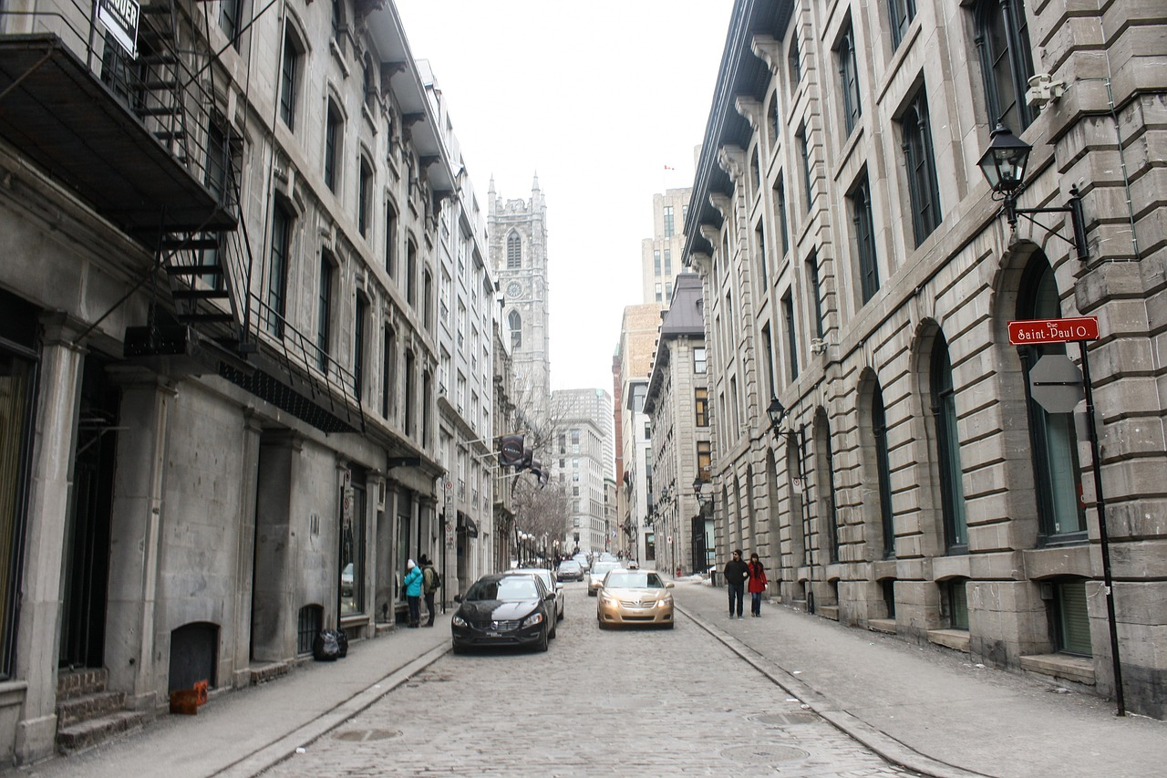 Where to stay in Montreal, Canada | Old Montreal