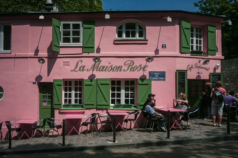 Montmartre is the best place to stay in Paris if you are on a budget
