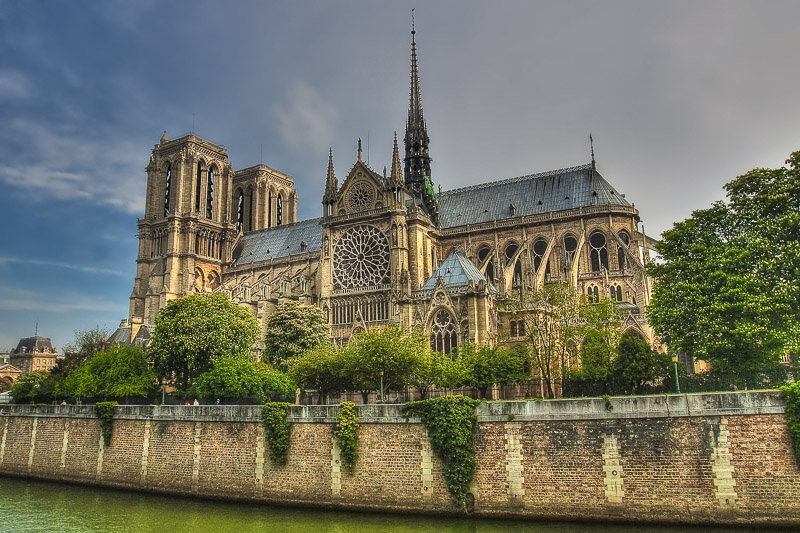 where to stay in Paris near Notre Dame