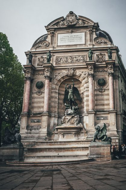 Paris accommodation in The latin quarter