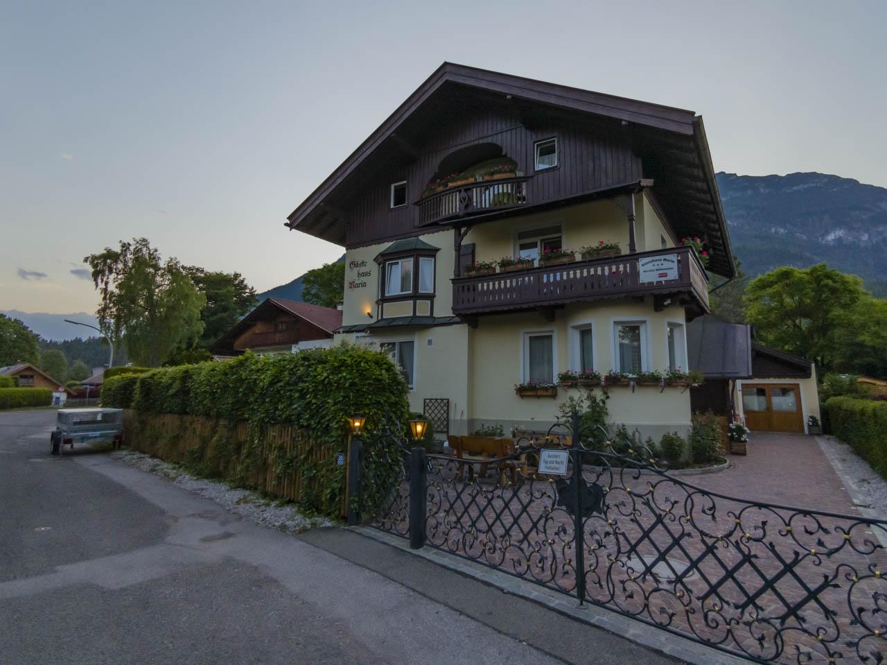 Gast haus Maria in Garmisch Partenkirchen