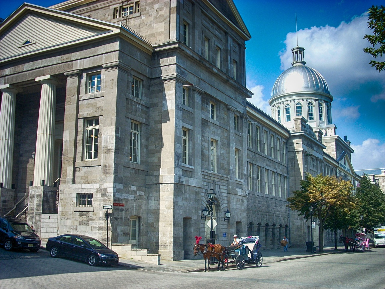 Where to stay in Montreal | Old Montreal
