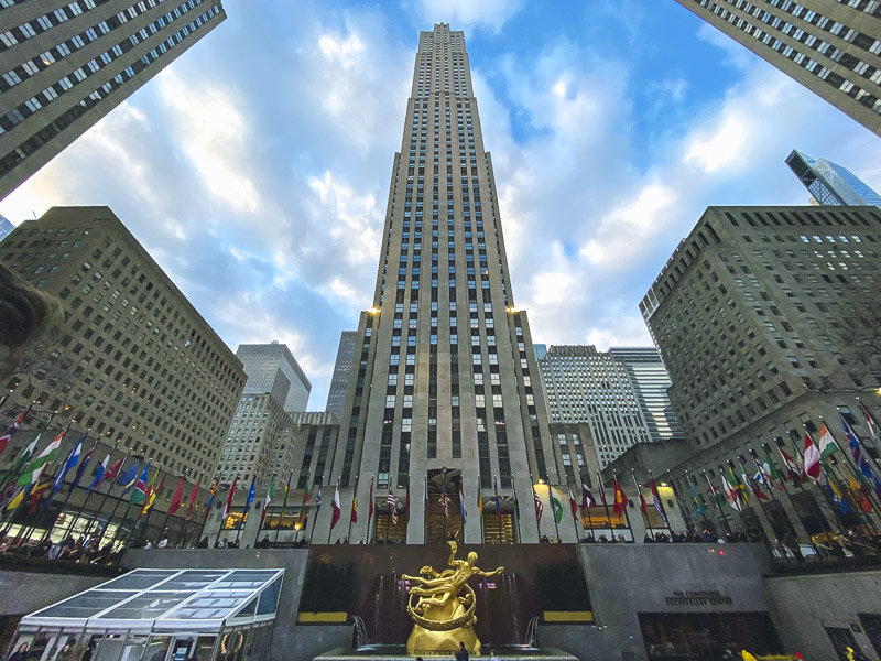 Best Area to stay in New York City for First timers is Midtown