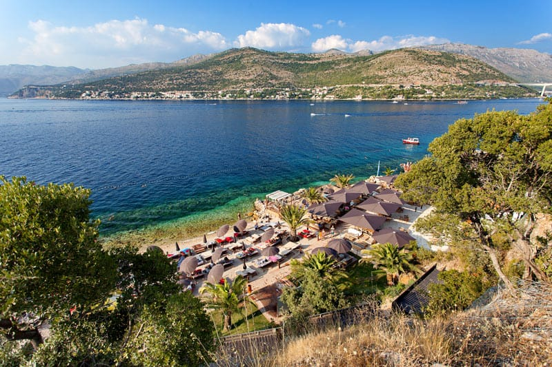 Where to stay in Lapad, Dubrovnik