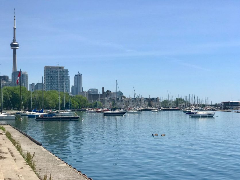 Where to stay in Toronto Harbourfront