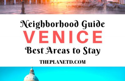 Where to stay in Venice Italy neighborhoods