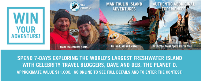 Celebrity Travel bloggers ThePlanetD