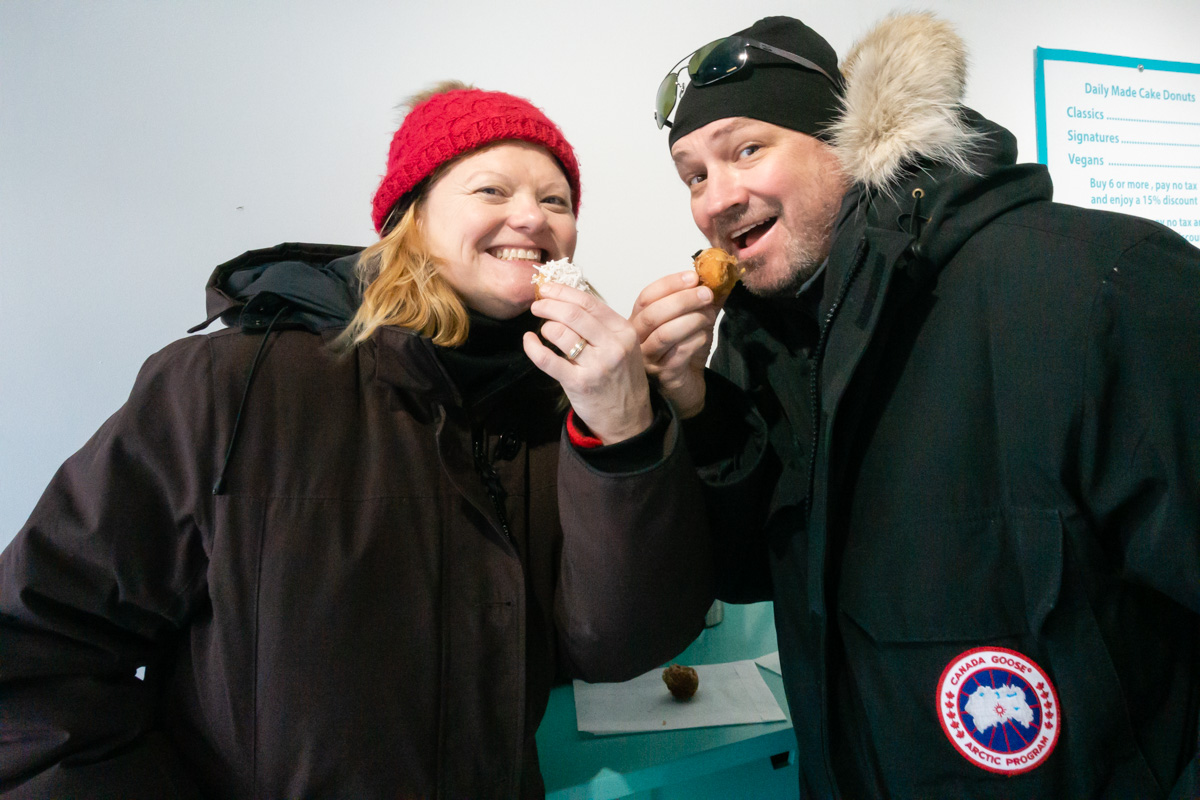 Food Tour for Winterlude in Ottawa