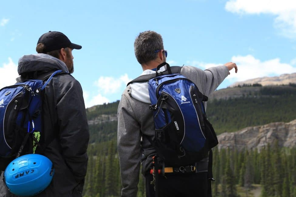 Woods backpacks