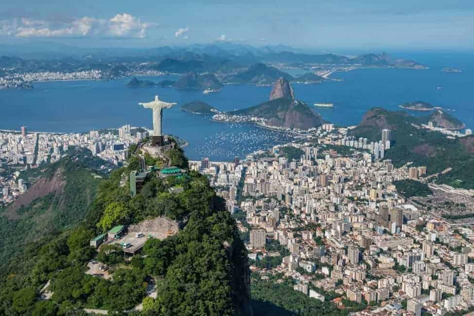 World's most beautiful city skylines