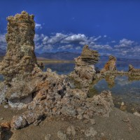 Mono Lake in California