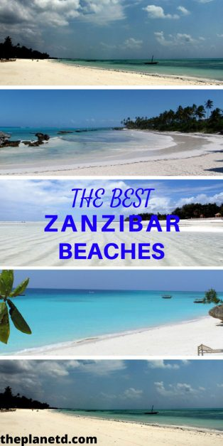 the best zanzibar beaches to visit right now