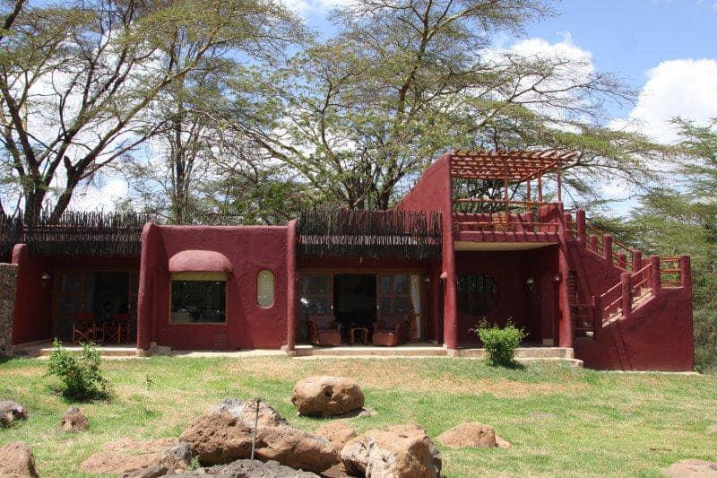 Serena Safari Lodge Amboseli