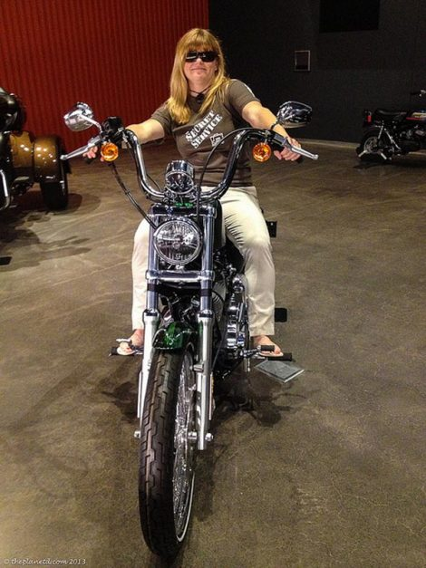 about milwaukee harley davidson museum