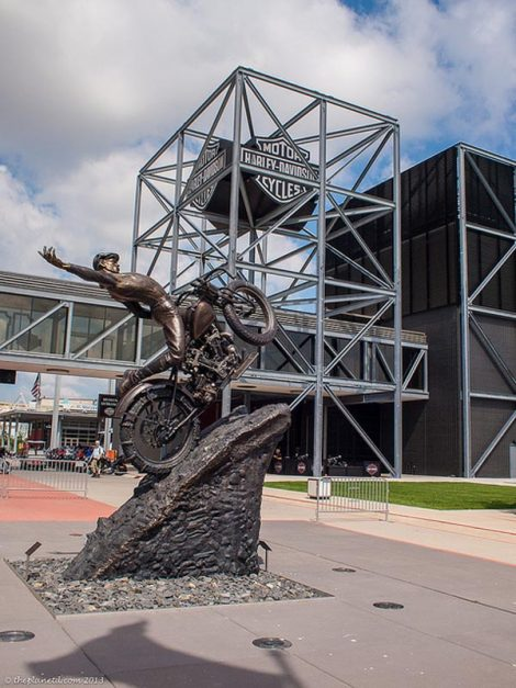 things to do in milwaukee harley davidson museum