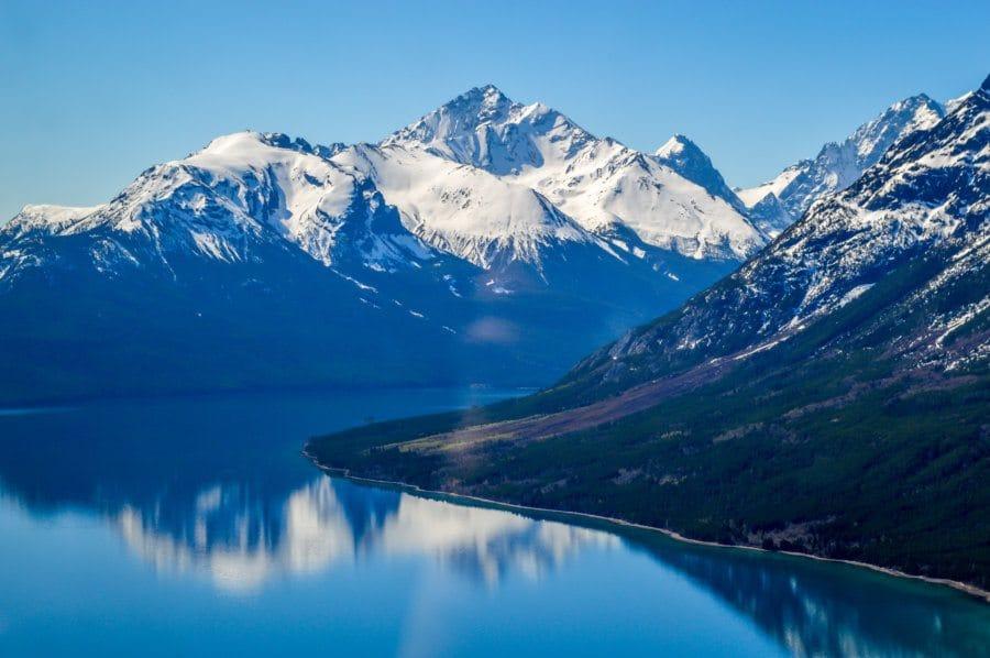 adventure honeymoon canadian rockies