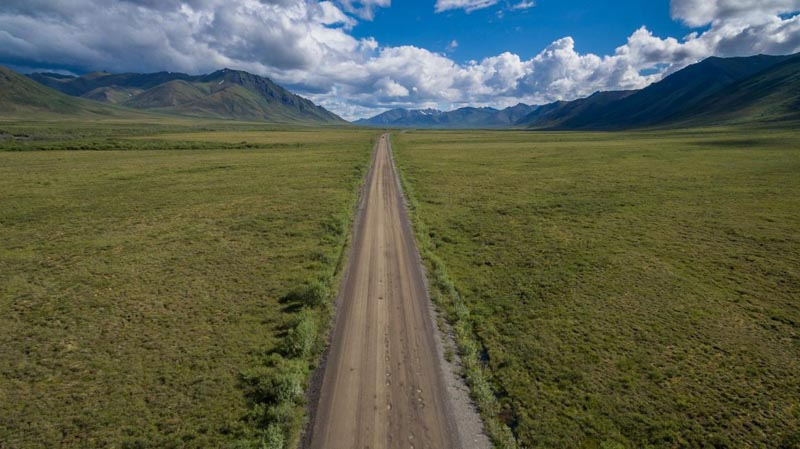 dempster highway canada adventures
