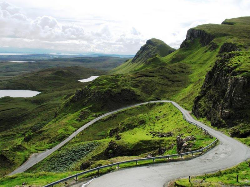 adventure travel in scotland