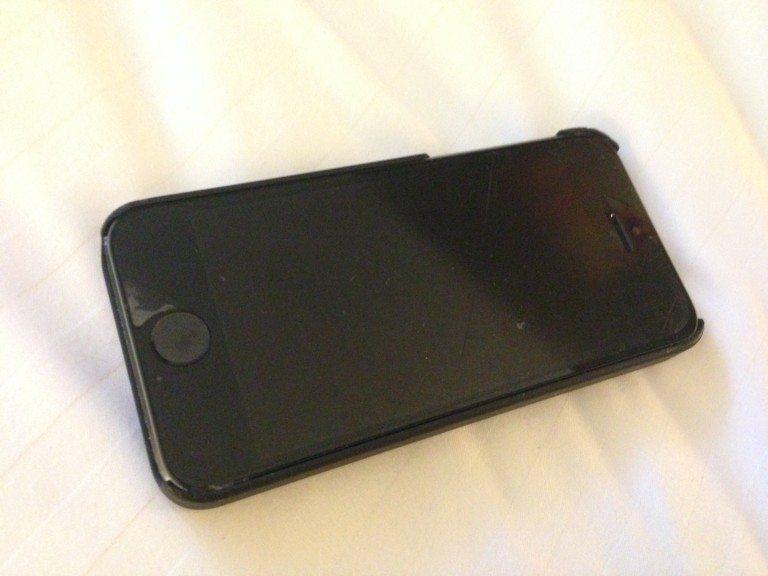 iPhone thinoptics